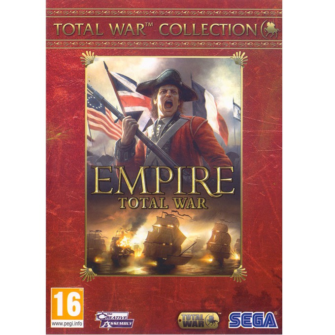 Игра Empire: Total War Collection, за PC image