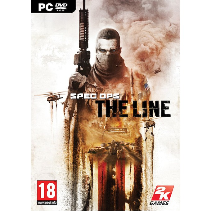 Spec Ops: The Line, за PC image