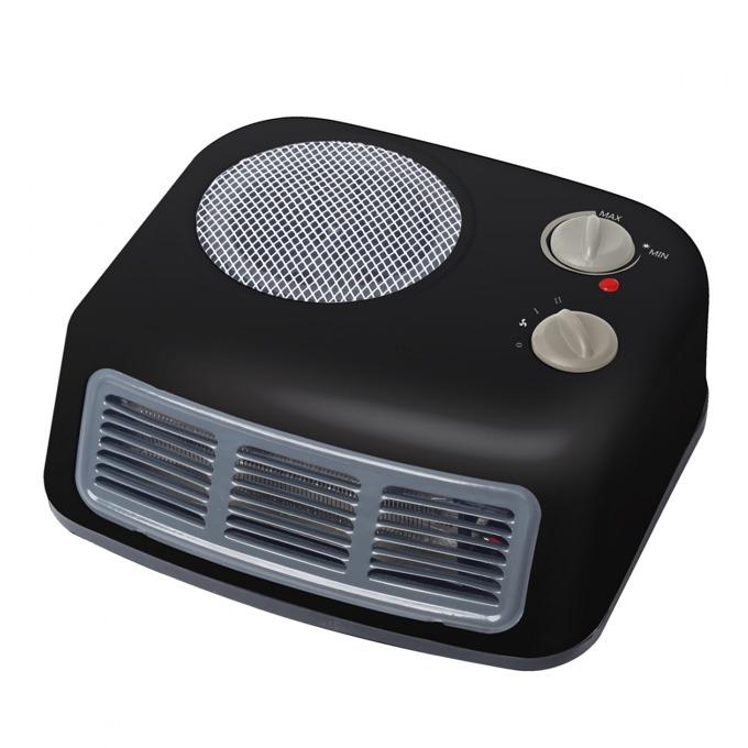 Вентилаторна печка Zephyr ZP 1970 T, 3 степени, подходяща за стена, отопление и охлаждане, 2000W, черен image