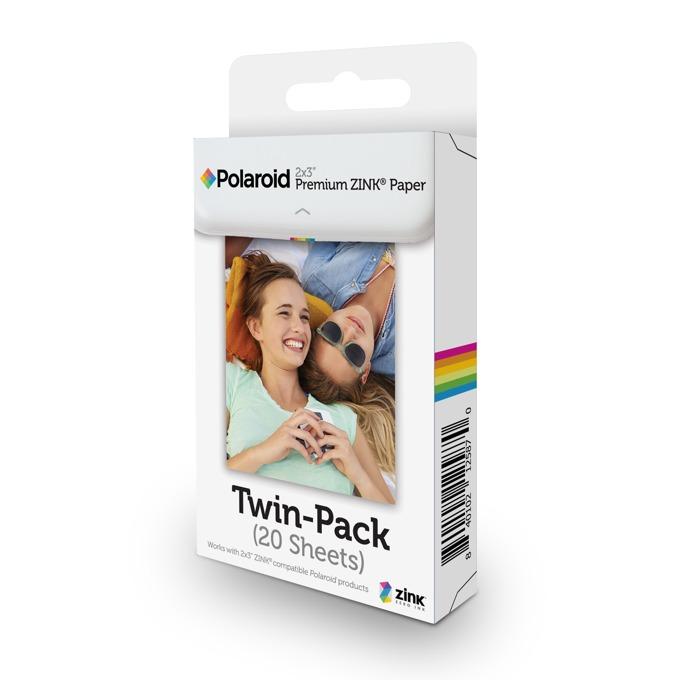 Хартия Zink 2x3 inch Media - Twin (20) pack product