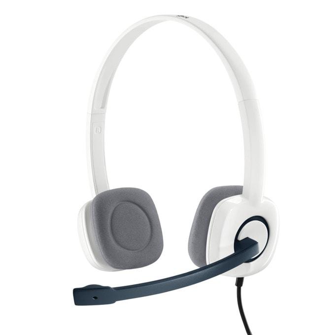 Logitech Stereo Headset H150 Coconut