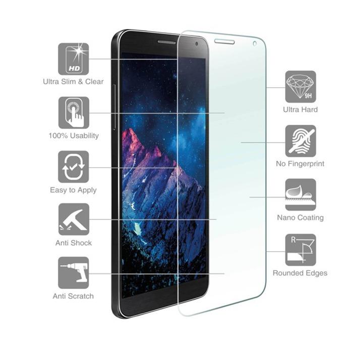 Протектор от закалено стъкло /Tempered Glass/ 4Smarts Sony Xperia E5 image