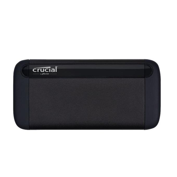 Памет SSD 1TB, Crucial X8, външен, USB 3.1 Type C image