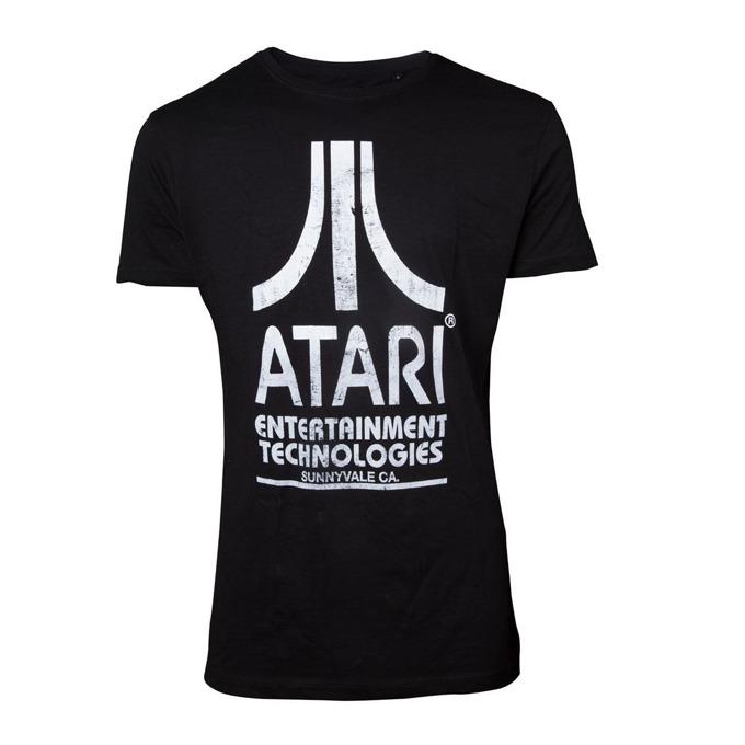Тениска Bioworld Atari - Entertainment Technologies, размер S, черна image