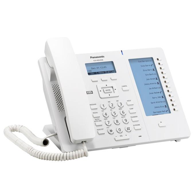 VoIP телефон Panasonic KX-HDV230