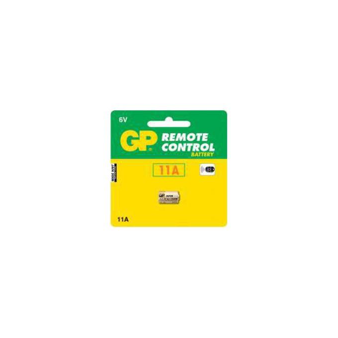 Батерия алкална GP Remote Control А11, 6V, 5 бр. в опаковка, цена за 1 бр. image