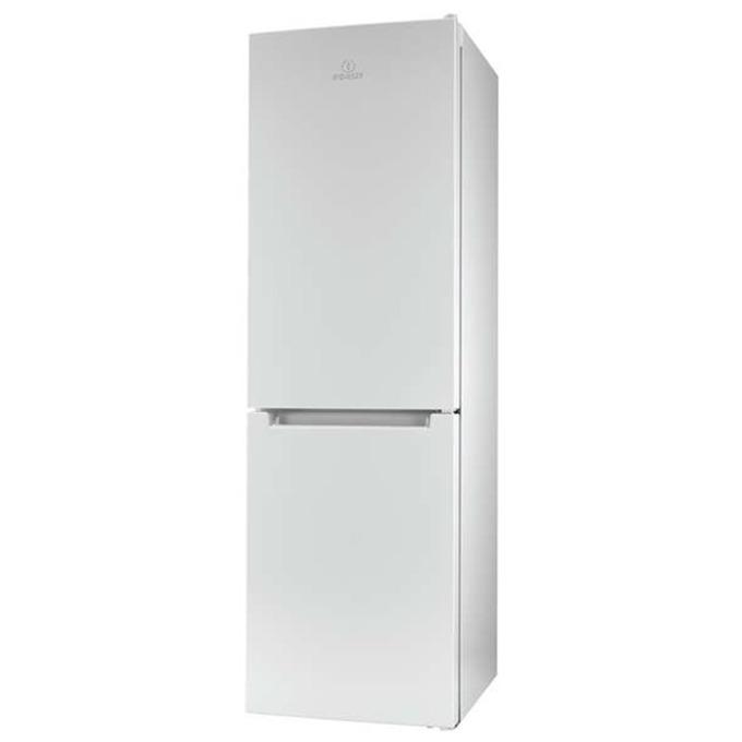 Хладилник с фризер Indesit LI9 S1Q W, клас A+, 369 л. общ обем, свободностоящ, 305 kWh/годишно, бял image