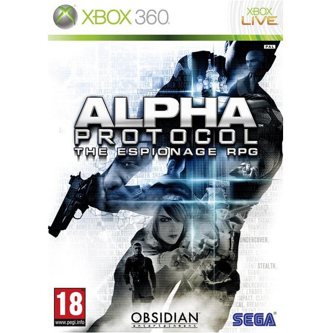 Игра за конзола Alpha Protocol, за XBOX360 image