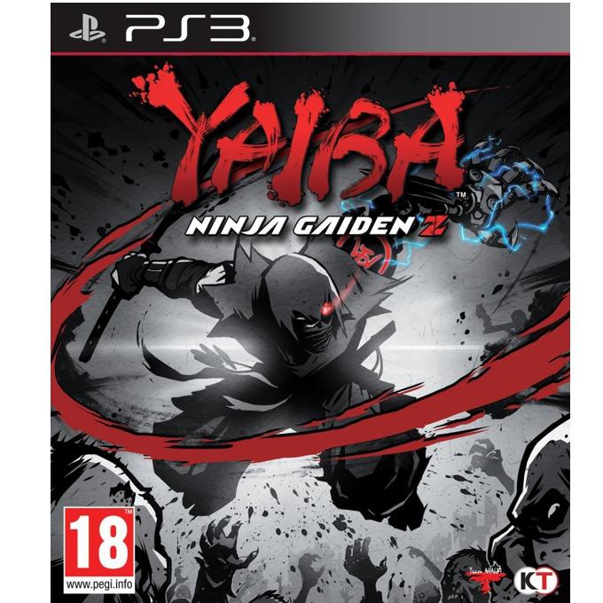 Игра за конзола Yaiba: Ninja Gaiden Z, за PS3 image