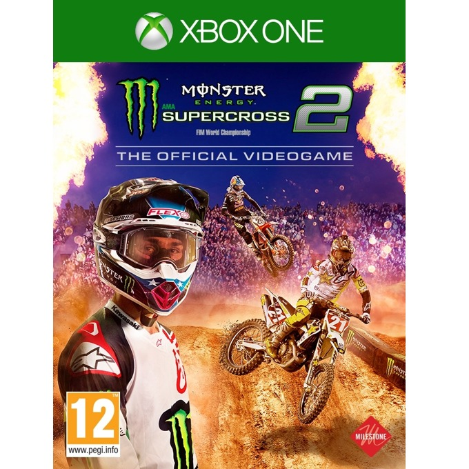 Игра за конзола Monster Energy Supercross - The Official Videogame 2, за Xbox One image