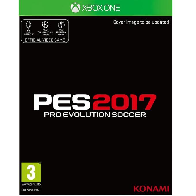 Игра за конзола Pro Evolution Soccer 2017, за Xbox One image