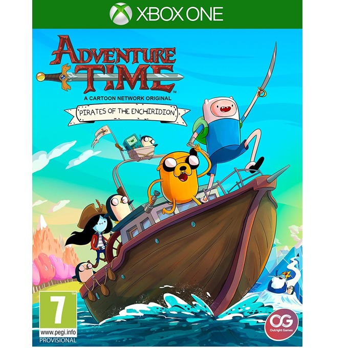 Игра за конзола Adventure Time: Pirates of the Enchiridion, за Xbox One image