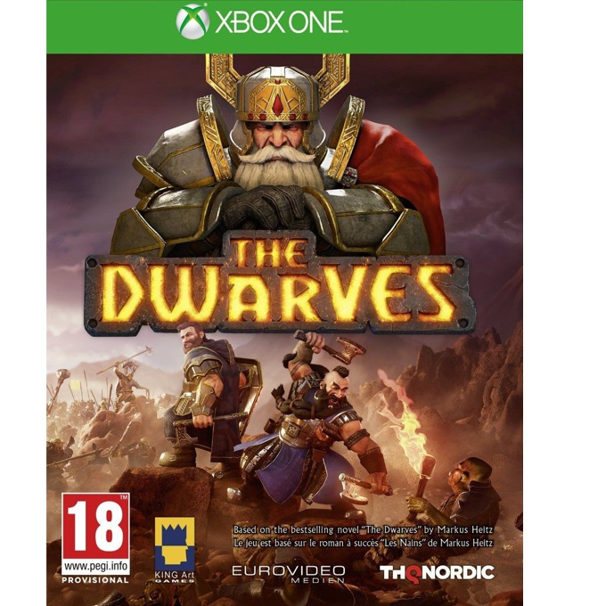 Игра за конзола The Dwarves, за Xbox One image