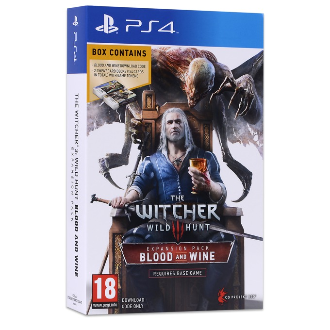 Игра за конзола The Witcher 3: Wild Hunt - Blood and Wine, за PS4 image
