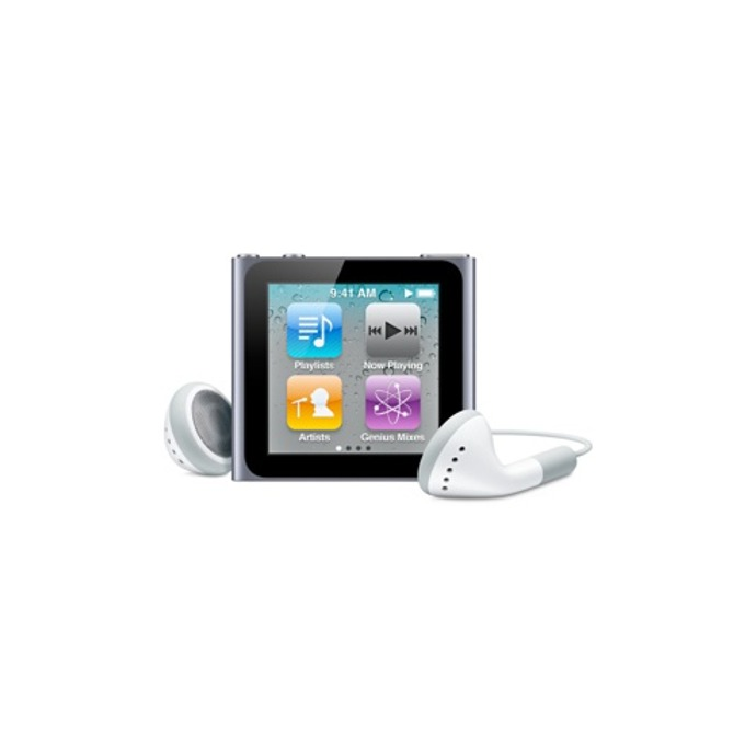 Apple iPod Nano 8GB 6th generation grey