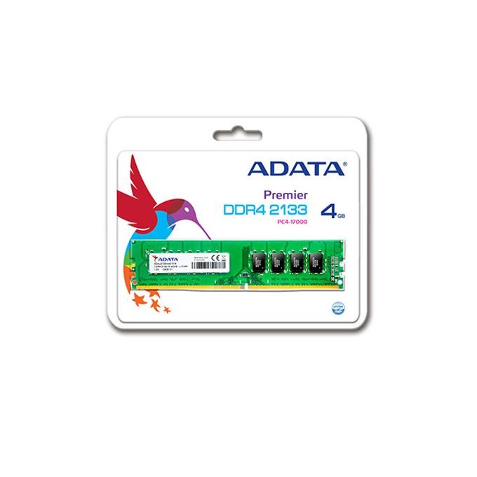 Памет 4GB DDR4 2133MHz, A-Data Premier, 1.2V image