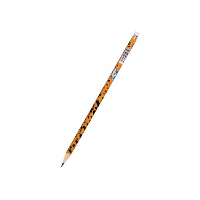 Молив Centrum Zoo, HB, различни цветове, цената е за 1бр. (продава се в опаковка от 100бр.) image