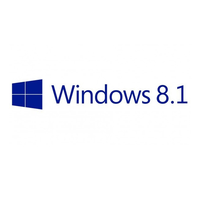 MS Windows 8.1, 64-bit, English DSP DVD image