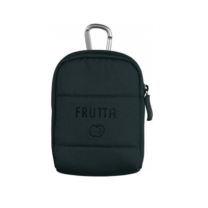 Калъф за фотоапарат Frutta, текстил, универсален, L-размер, черен image