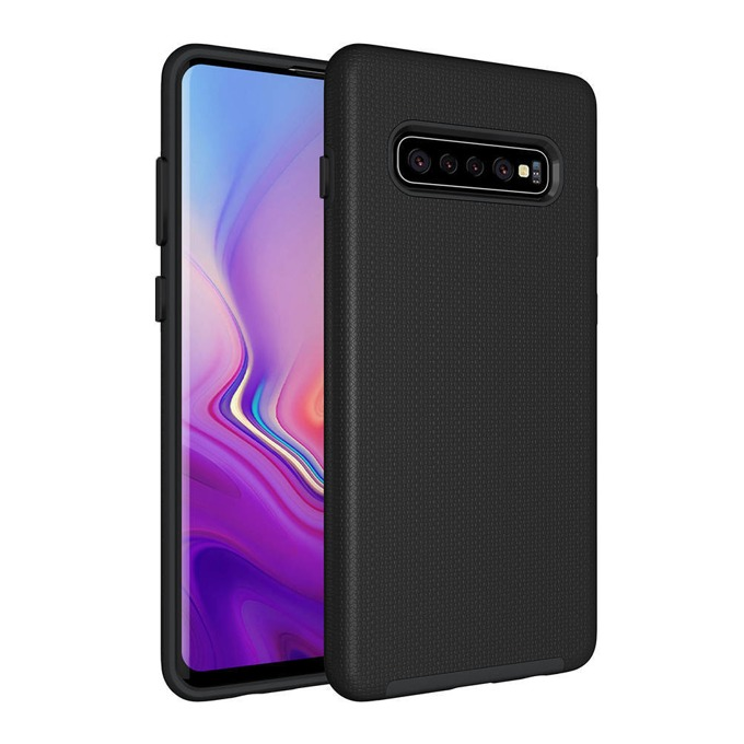 Калъф за Samsung Galaxy S10 Plus, Eiger North Case, поликарбонатов, удароустойчив, черен image