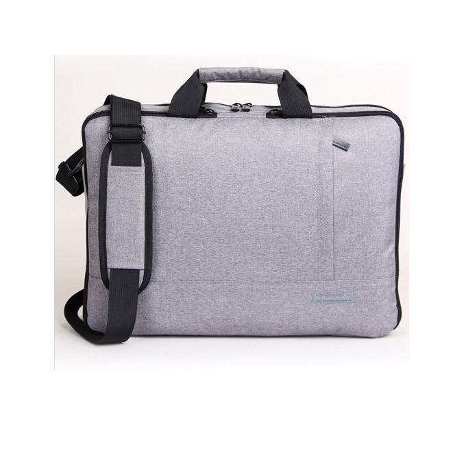 """Чанта Kingsons """"Urban"""" K8506W-A за лаптоп до 15.6"""" (39.6cm), сива image"""