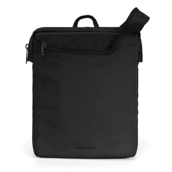 "Чанта за нетбук / iPod / MP3 / GSM TUCANO Finatex Extra Small, 11.6""(29.46cm), черна image"