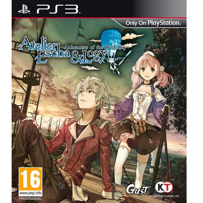 Игра за конзола Atelier Escha and Logy: Alchemists of the Dusk Sky, за PS3 image