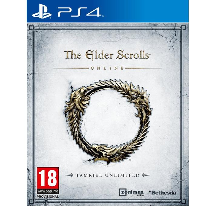 The Elder Scrolls Online: Tamriel Unlimited, за PS4 image