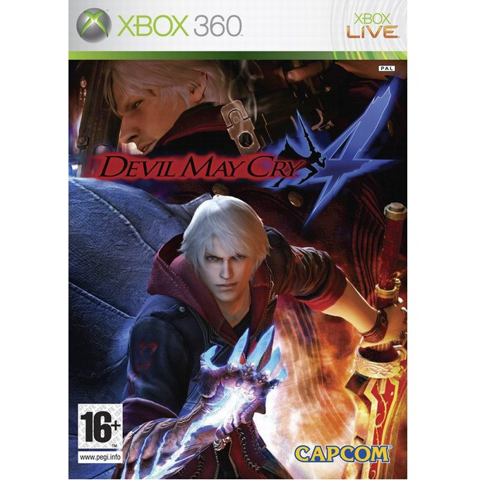Devil May Cry 4, за XBOX360 image