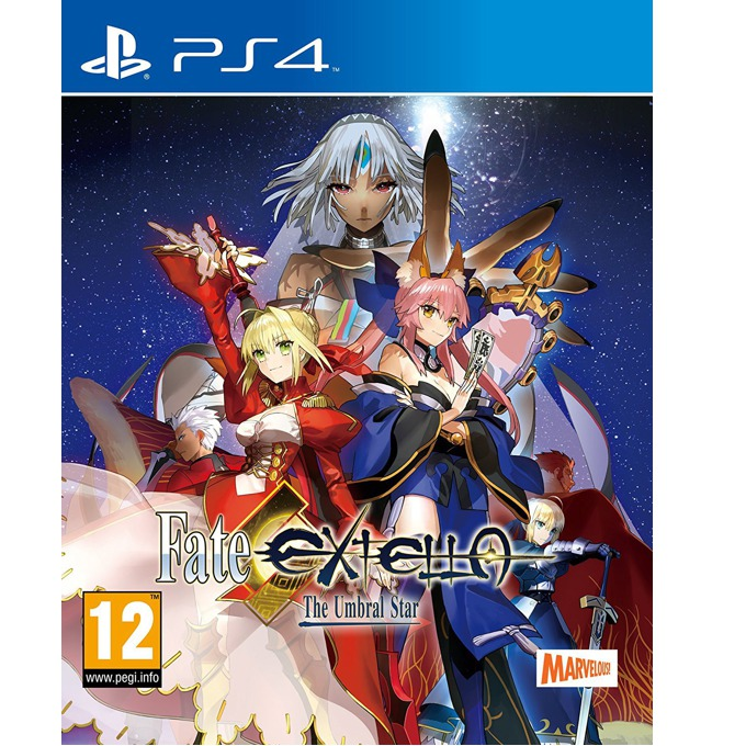 Fate/Extella: The Umbral Star product