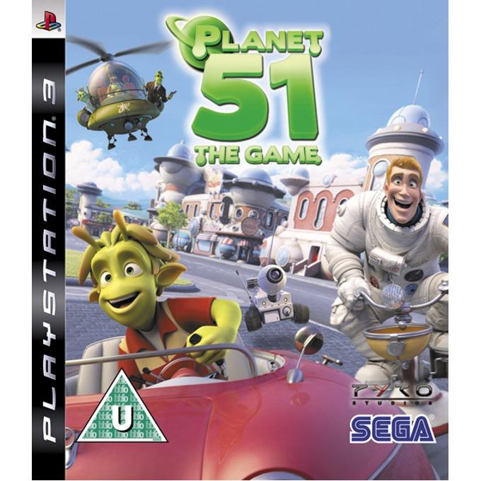 Игра за конзола Planet 51, за PlayStation 3 image