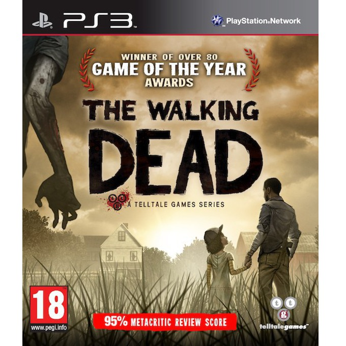 Игра за конзола The Walking Dead: A Telltale Games Series, за PS3 image