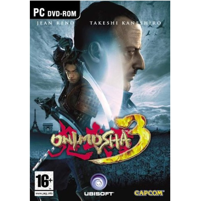 Onimusha 3: Demon Siege, за PC image
