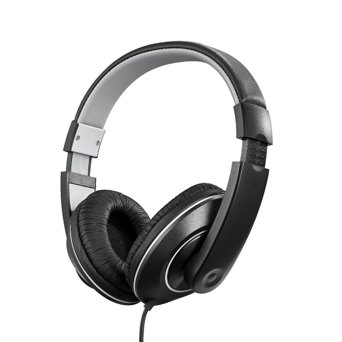 Слушалки Amplify Groove AM2006/BKG, 40мм говорители, мощен бас, черни image