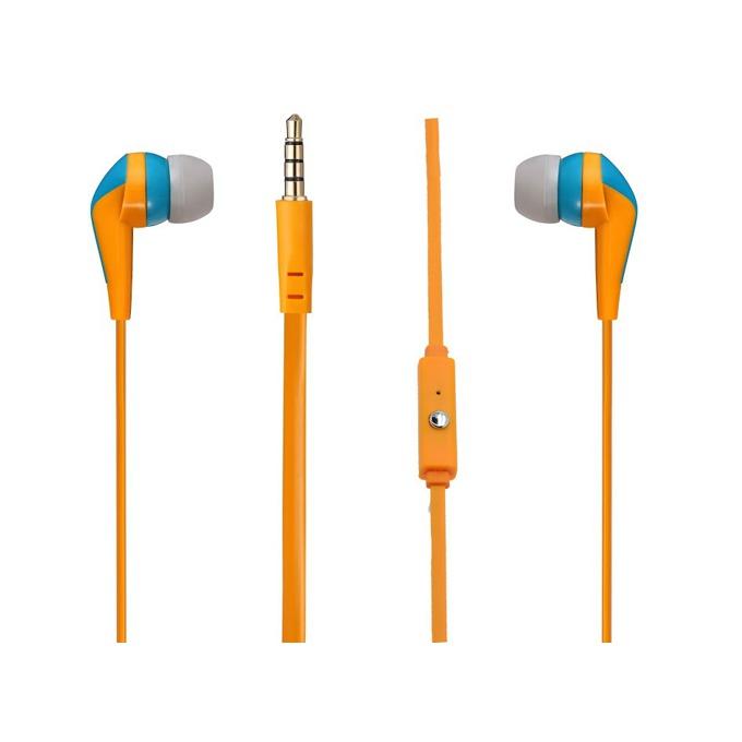 """Слушалки Amplify Walk the Talk AM1101/TOG, оранжеви, тип """"тапи"""" image"""