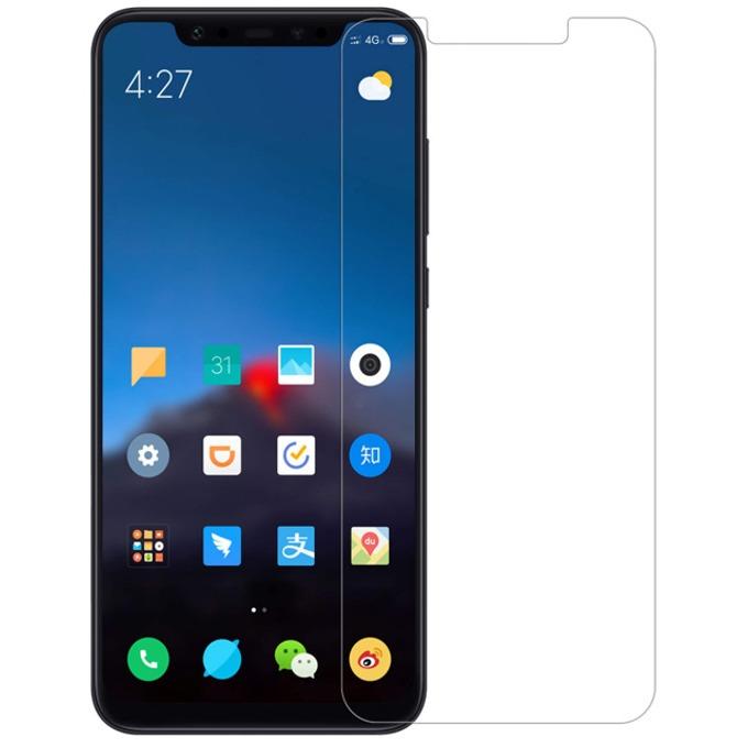 Протектор от закалено стъкло /Tempered Glass/, DeTech 52517, за Xiaomi Mi8 Lite image