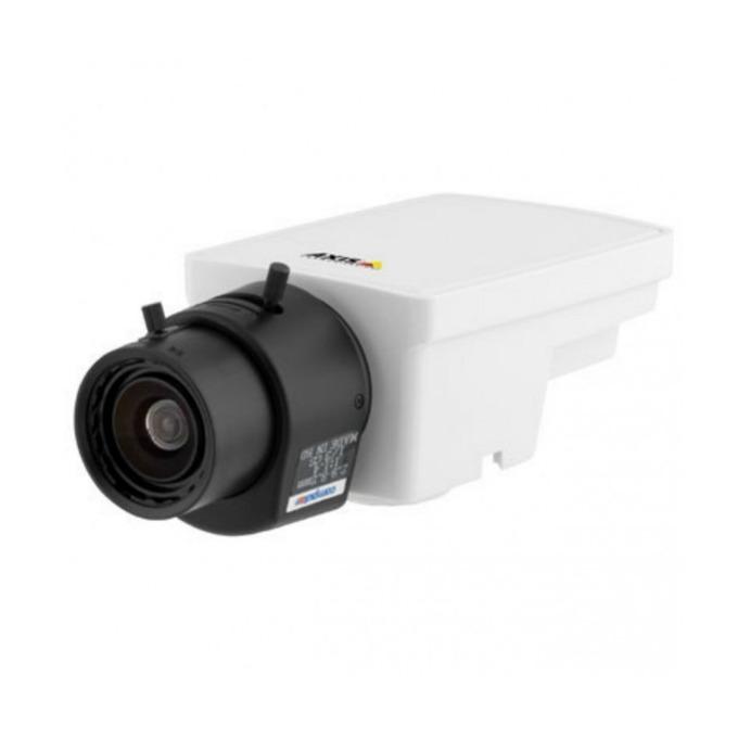 "IP камера Axis M1114, насочена ""bullet"", 1 Mpix(1280x800@30FPS), 2.8-8mm обектив, H.264/MPEG-4, PoE, безжична 802.11, RJ-45 image"