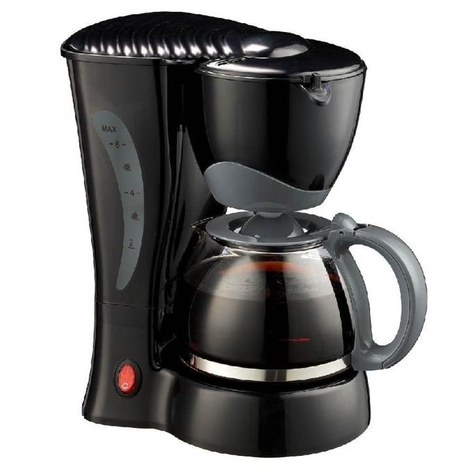 Кафемашина Sapir SP 1170 R, 550W, нагревателна плоча с незалепващо покритие, черна image