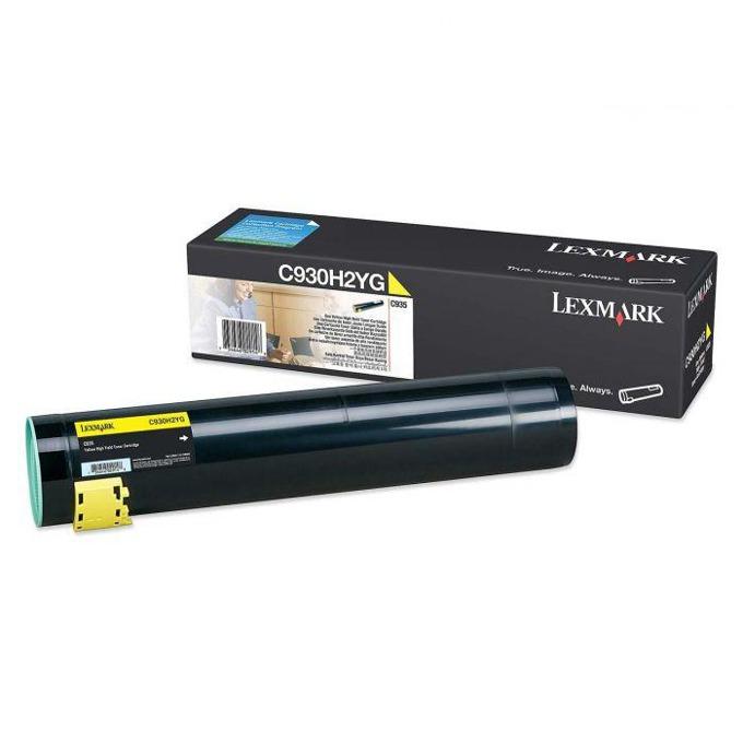 КАСЕТА ЗА LEXMARK OPTRA C 935 - Yellow product