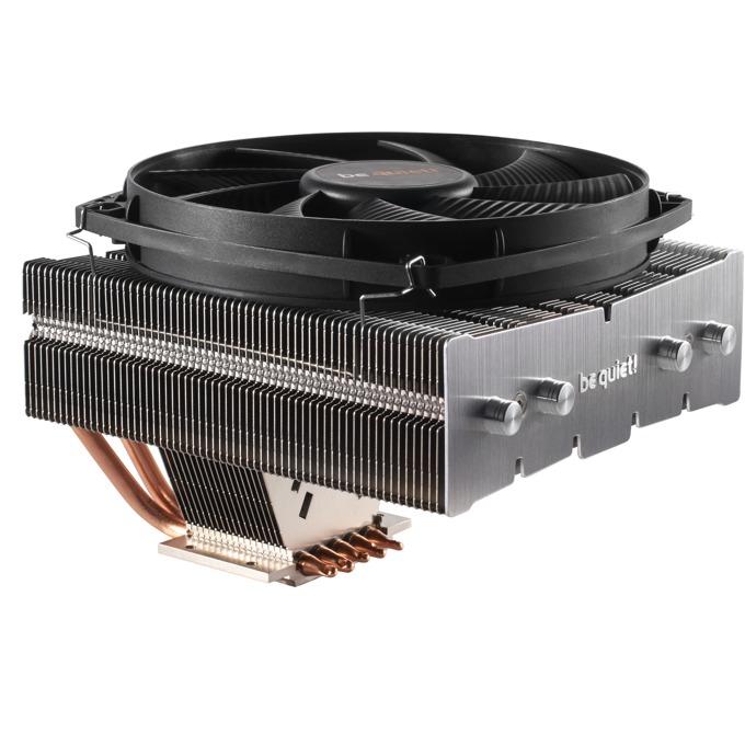 Охлаждане за процесор Be Quiet Shadow Rock TF2, съвместимост с Intel LGA 775 / 115x / 1366 / 2011(-3) Square ILM / 2066, AMD AM2(+) / AM3(+) / AM4 / FM1 / FM2(+) image