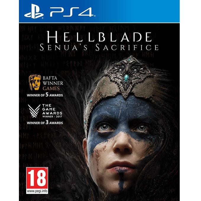Hellblade: Senuas Sacrifice (PS4) product