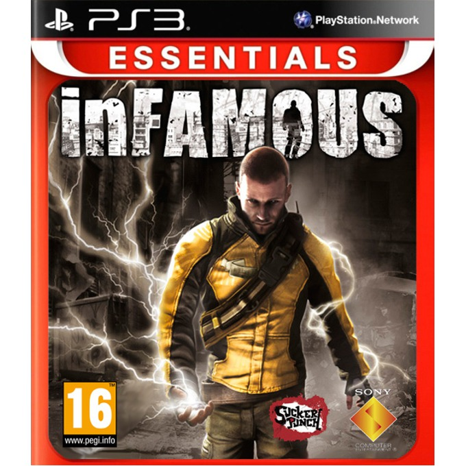 Infamous - Essentials, за PlayStation 3 image