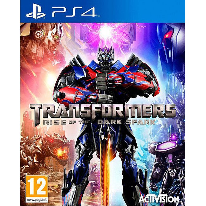 Transformers: Rise of the Dark Spark, за PlayStation 4 image