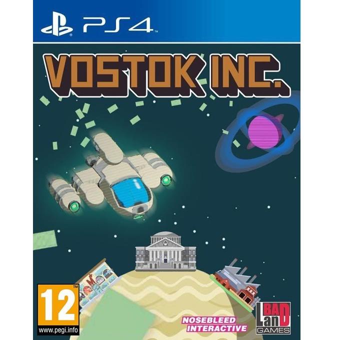 Vostok Inc, за PS4 image