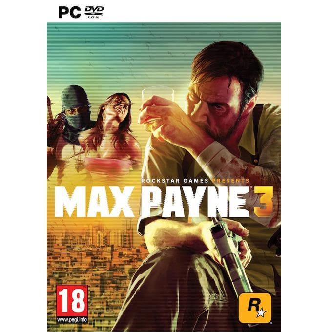 Игра Max Payne 3, за PC image