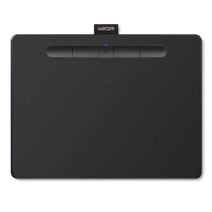Графичен таблет Wacom Intuos S (черен)(CTL-4100K-N) image
