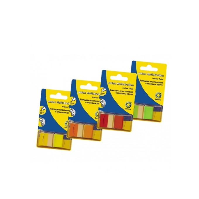 Индекс Centrum, за отбелязване в книги, документи и др., 50бр., размер 25х43mm, жълт image
