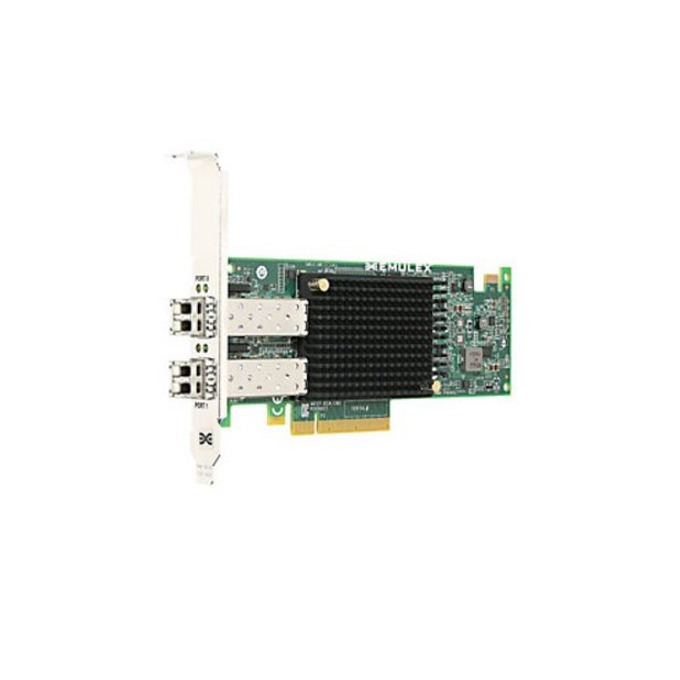 Мрежови адаптер Broadcom OCe14102-NM, от PCIe 3.0 x8 към 2x SFP+(ж), 10GBASE-SR (short reach optical) image