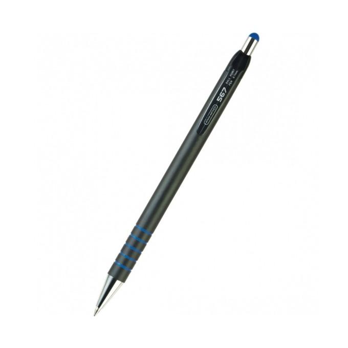 Автоматична химикалка Aihao 567 синя