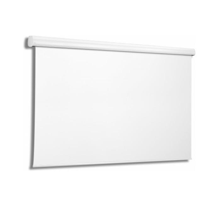 "Екран Avers SOLAR 60-34 MWP, стенен/таванен монтаж, Matt White P, 600 x 338 см, 267"" (678.18 cm), 16:9 image"